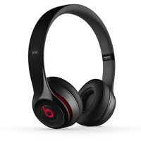 Наушники Beats Solo 2 Wireless черные
