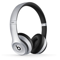 Наушники Beats Solo 2 Wireless серые